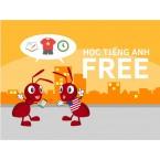 Thông báo mở lớp tiếng Anh văn phòng miễn phí