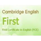 FCE - Kỳ thi trình độ tiếng anh Trung Cấp, Cao Cấp