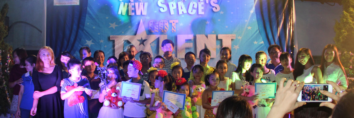 New Space's Got Talent 2015